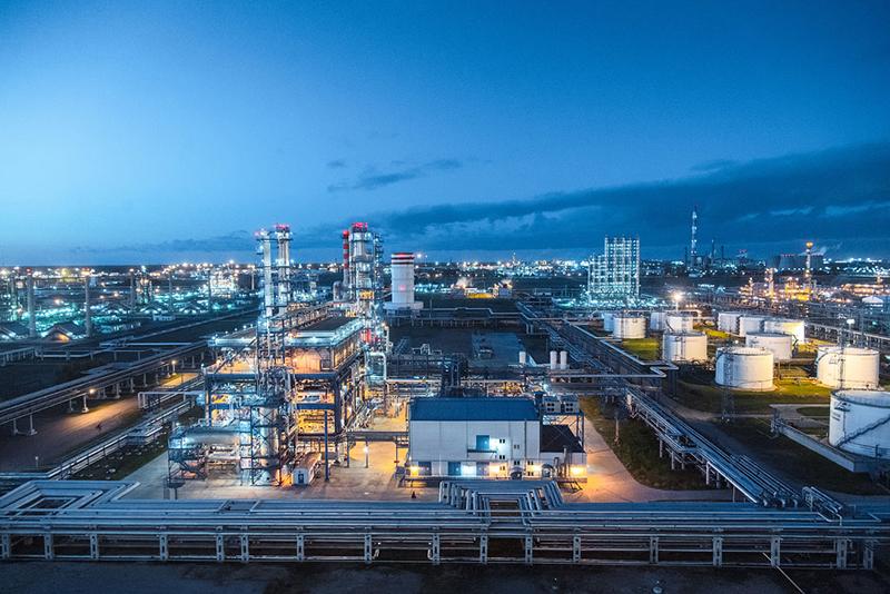 Омский НПЗ модернизирует процессы отгрузки топлива