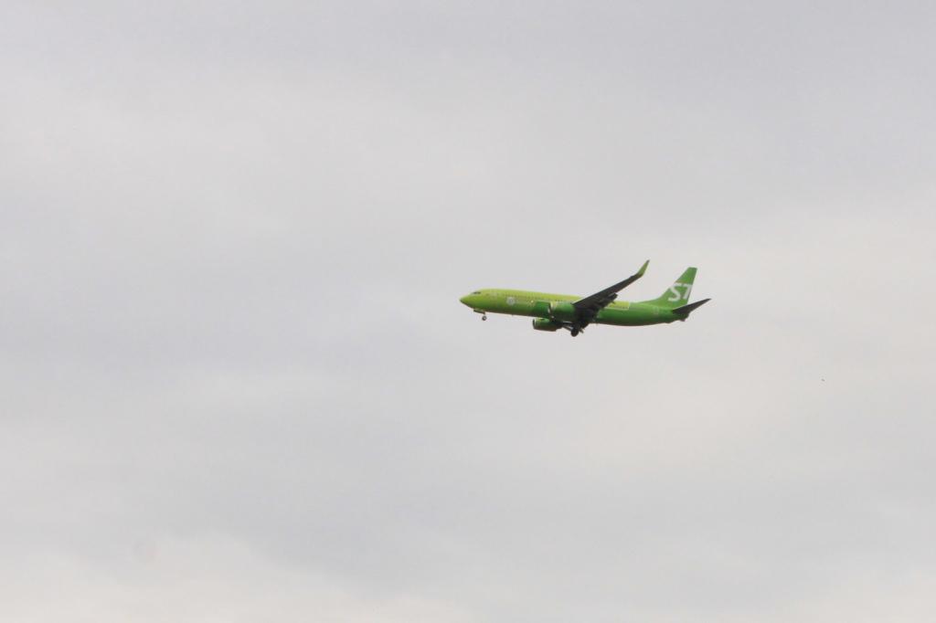 Пассажиры задержанного в Омске рейса пожаловались на заточение в самолете #Новости #Общество #Омск