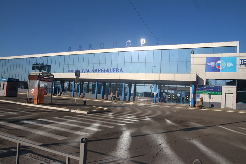 Из Омска не смогли вылететь самолеты из-за непогоды #Омск #Общество #Сегодня