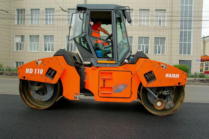 Стало известно, кому достались самые крупные контракты на ремонт дорог в Омске #Новости #Общество #Омск