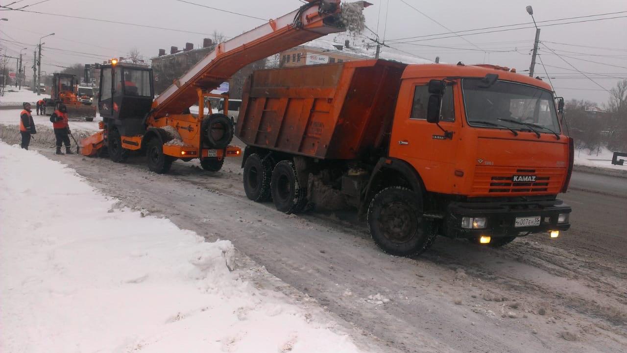 Омские дорожники пообещали, что будут работать все выходные #Омск #Общество #Сегодня