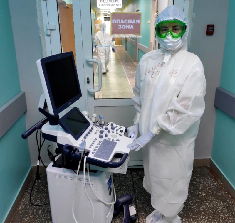 Более 8,5 тысячи омичей болеют коронавирусом #Новости #Общество #Омск