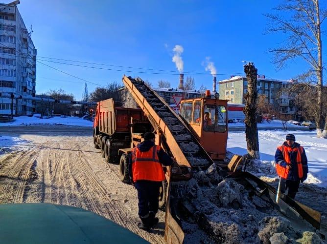 В мэрии рассказали, где сегодня в Омске будут чистить дороги #Омск #Общество #Сегодня