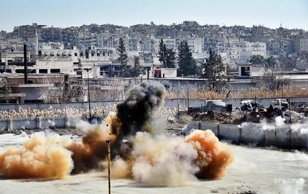 В Сирии подорвались автомобили: десятки жертв