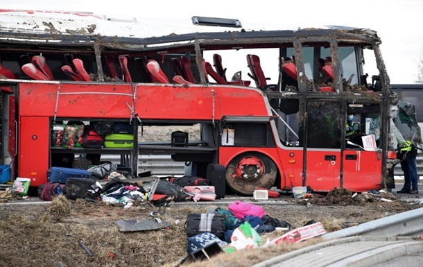 ДТП в Польше: стало известно состояние пострадавших