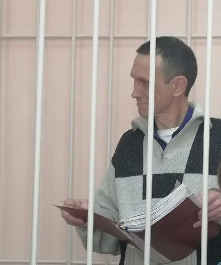 «Омского Мимино» отправили на 12 лет в колонию строгого режима #Омск #Общество #Сегодня
