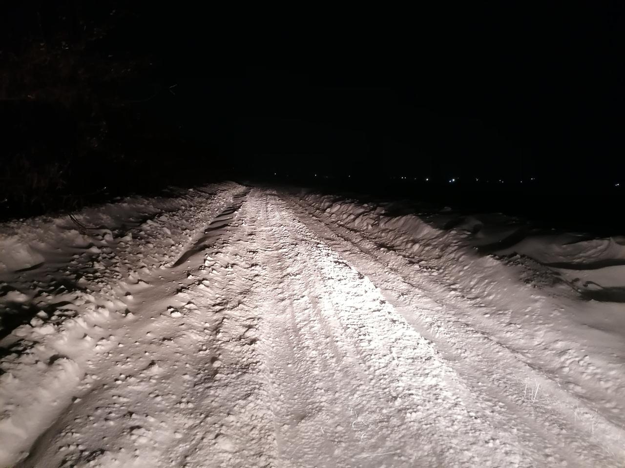Дороги плохо чистят не только в Омске, но и в районах области #Новости #Общество #Омск