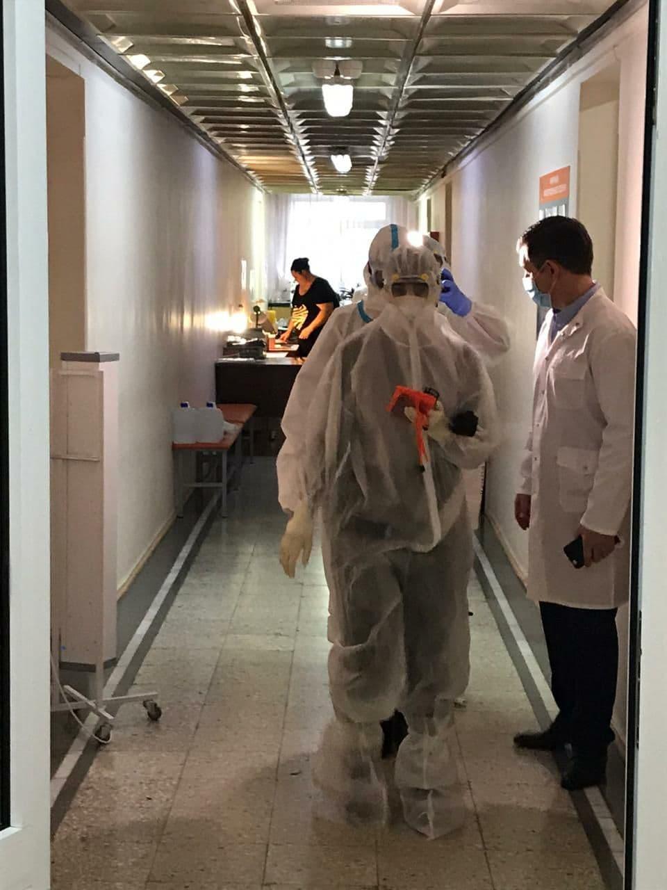 Из-за ковида в больницы отправилось всего 12 омичей #Омск #Общество #Сегодня