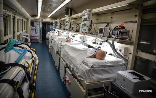 Британский штамм коронавируса за неделю выявили еще в пяти странах
