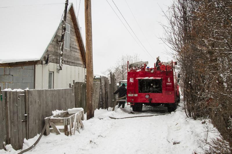 За зиму в Омской области произошло более тысячи пожаров #Омск #Общество #Сегодня