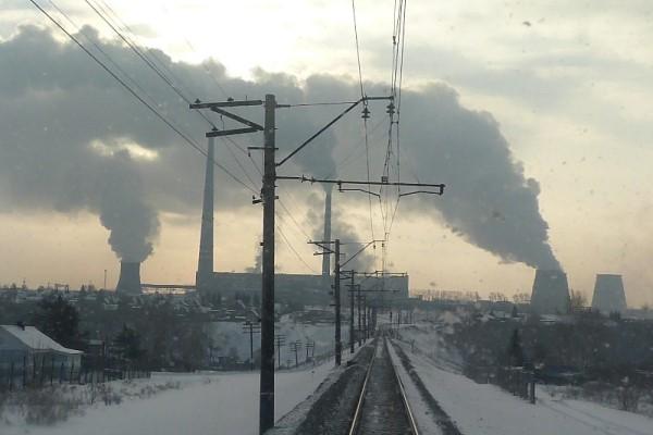 Жители четырех округов Омска в феврале дышали химией #Омск #Общество #Сегодня