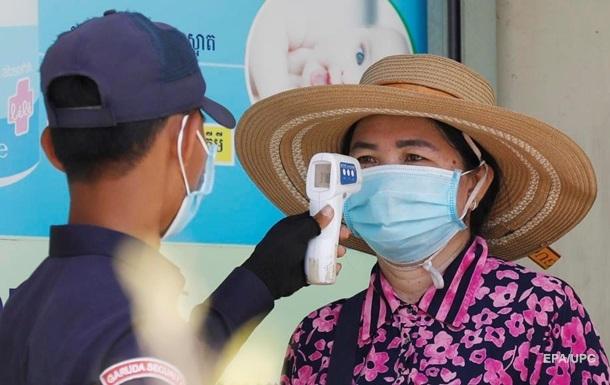 В Камбодже спустя год пандемии первая смерть от COVID
