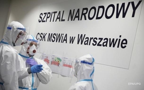 """В Польше заявили о """"черном"""" сценарии пандемии"""