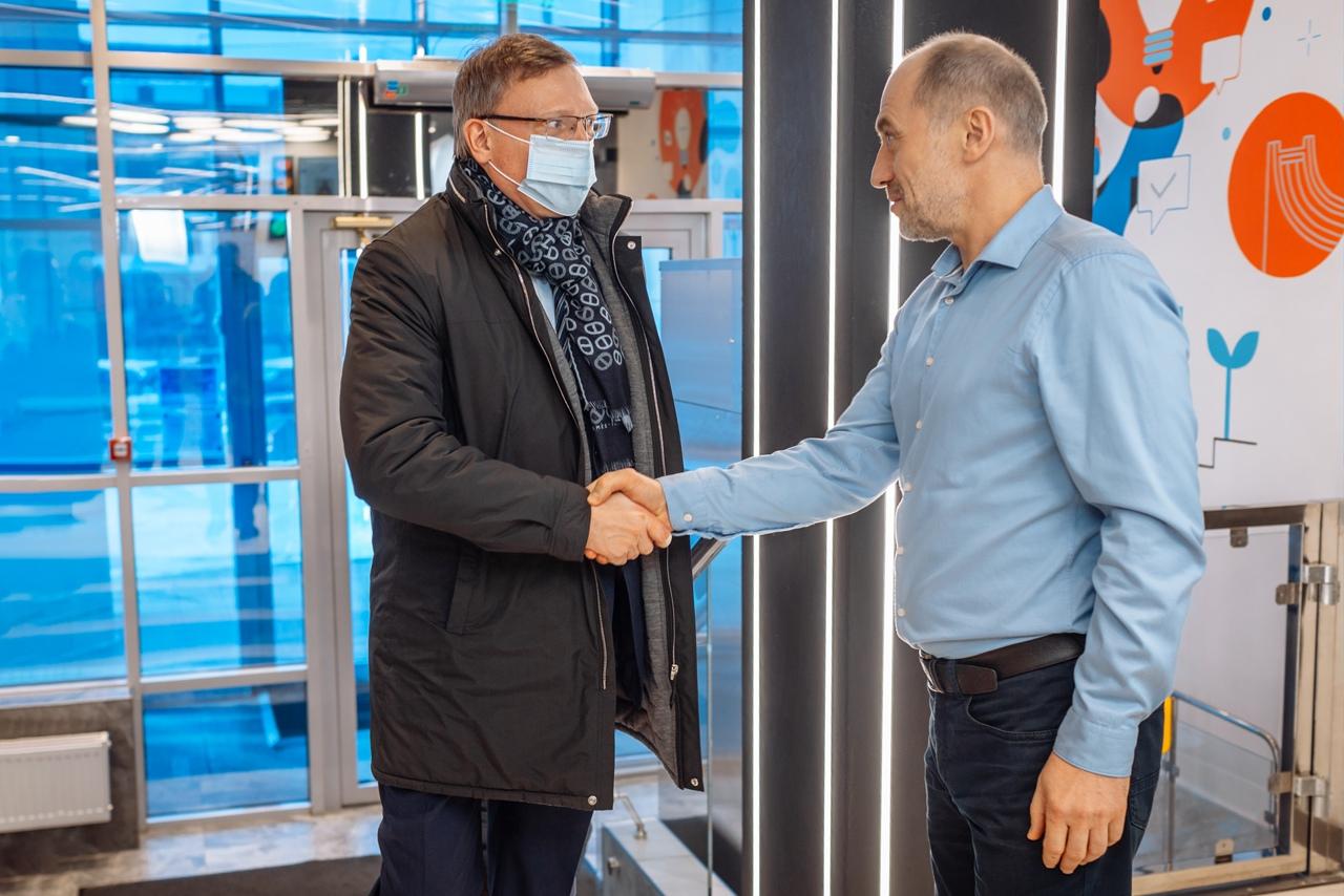 «Точка кипения» поможет остановить бегство молодежи из Омска #Новости #Общество #Омск