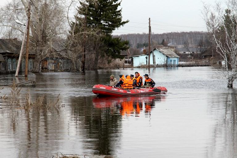 В Омской области готовятся к сильному паводку #Омск #Общество #Сегодня