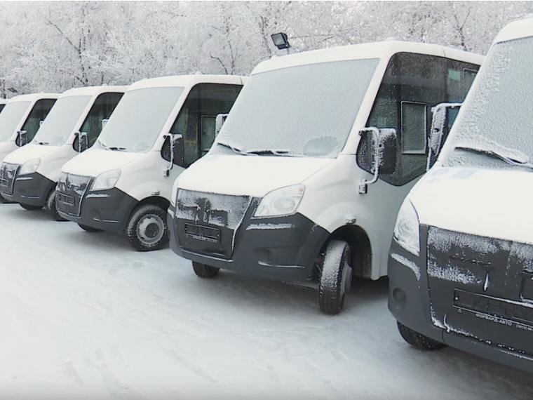 В Омске 392-ю маршрутку пустят до амурской «Ленты» #Омск #Общество #Сегодня