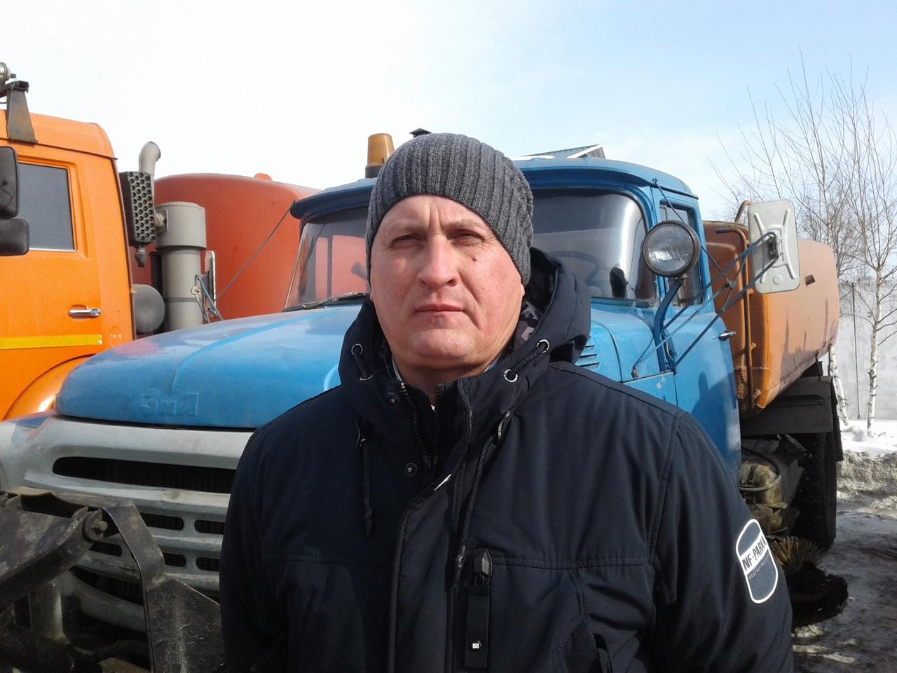 Омскую ливневку начали готовить к паводку: снег скоро начнет таять #Новости #Общество #Омск