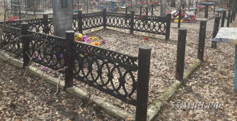 В мэрии Омска считают, что мест на кладбищах хватит еще на несколько лет #Новости #Общество #Омск