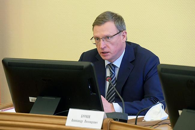 Бурков потребовал утроить строительство нового жилья в Омской области #Новости #Общество #Омск