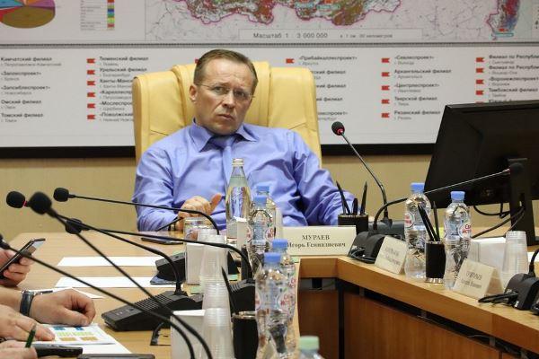 Бывший омский министр Мураев возглавил Минприроды на севере страны #Омск #Общество #Сегодня