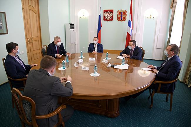 Бурков заявил, что в Омской области «очень высокая политическая культура» #Новости #Общество #Омск