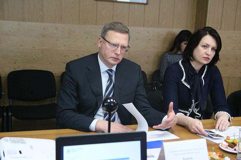 Политолог: Бурков боится Фадиной, поэтому отправляет ее в Госдуму #Новости #Общество #Омск