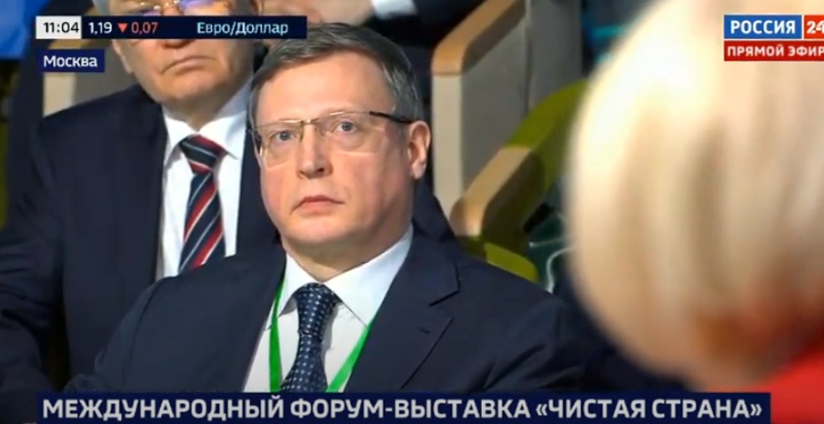Бурков опасается социального взрыва из-за перевода омских ТЭЦ на газ #Омск #Общество #Сегодня