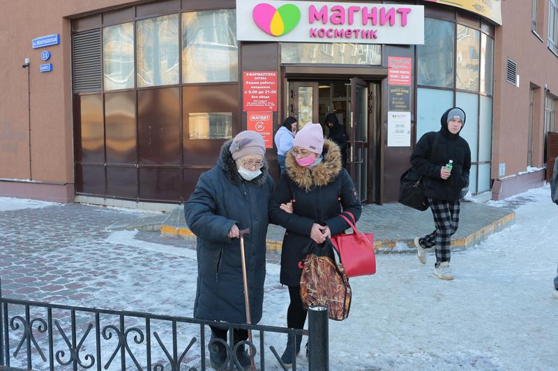 Соцработник Юлия ХОХЛЕНКО: «Я хожу не на работу, а к своим родным людям» #Новости #Общество #Омск