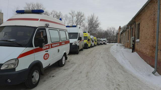 Томограф, из-за которого в Омске возникли очереди скорых, починили #Омск #Общество #Сегодня