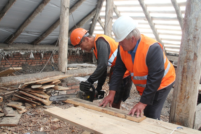 В Омской области ищут подрядчиков для капремонта двух сотен домов #Новости #Общество #Омск