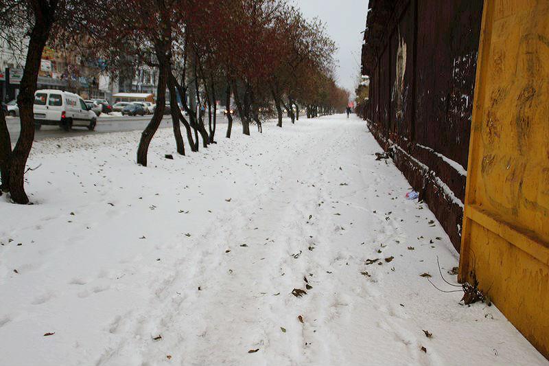 В Омске анонсировали старт обильного снеготаяния #Омск #Общество #Сегодня