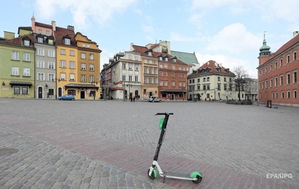 В Польше введут полный локдаун