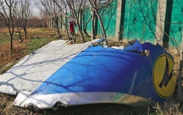 Иран назвал виновного в сбитии самолета МАУ