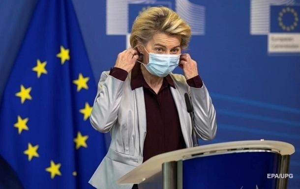 Глава Еврокомиссии: Ситуация с COVID ухудшается