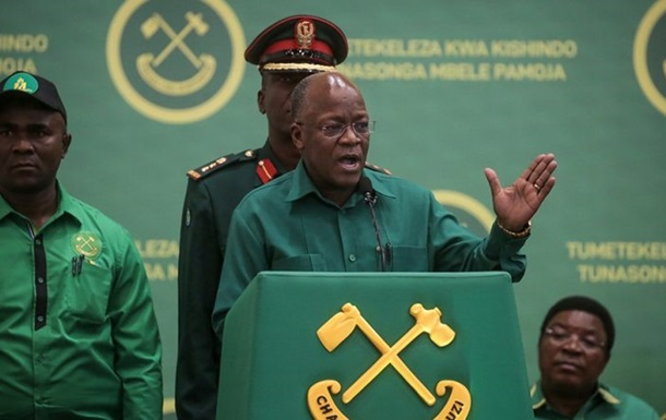 Скончался президент Танзании Джон Магуфули