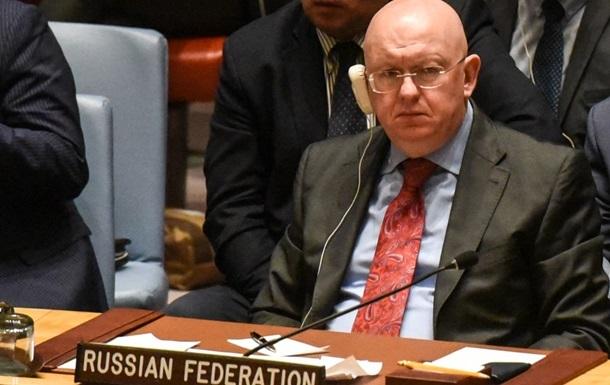 """В Совбезе ООН отказались выслушать """"представителей"""" Крыма"""