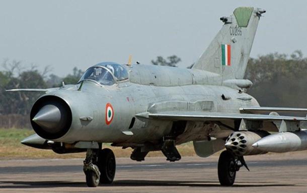 В Индии разбился истребитель МиГ-21, есть жертвы