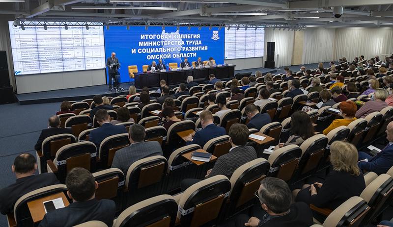 Владимир КУПРИЯНОВ: «В пандемию нагрузка на социальную сферу выросла в разы» #Новости #Общество #Омск