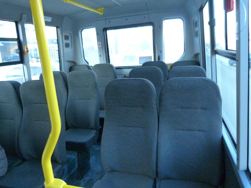 В омских автобусах и маршрутках выявили более 130 нарушений #Омск #Общество #Сегодня