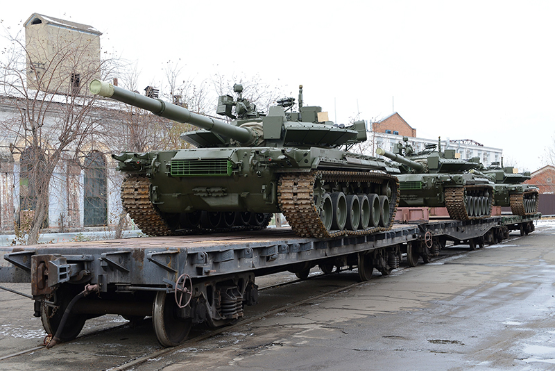Омсктрансмаш получил сразу пять патентов для военной техники
