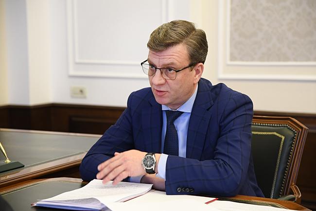 Омский министр здравоохранения заявил о наступлении на коронавирус #Новости #Общество #Омск