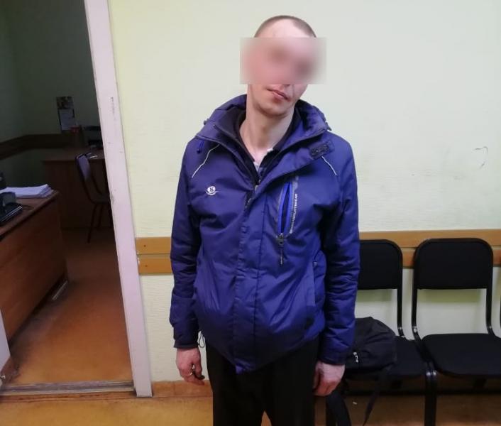 В Омске нашли вора, обокравшего военного после смерти на пробежке #Новости #Общество #Омск