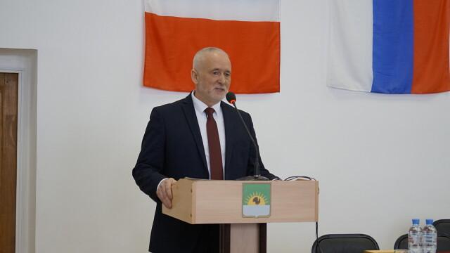 Главой района в Омской области стал философ #Омск #Общество #Сегодня