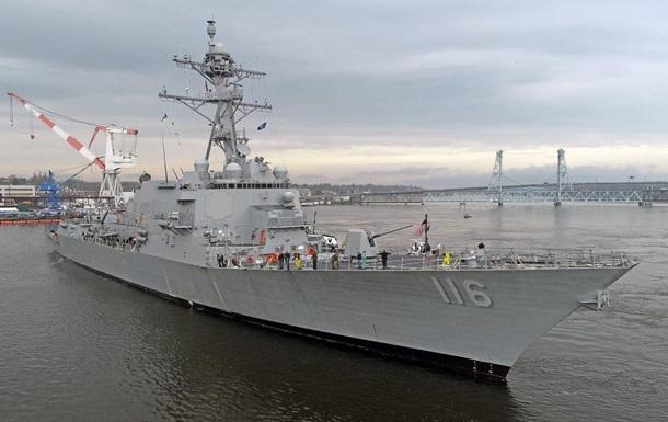В Черное море вошел второй за сутки корабль НАТО