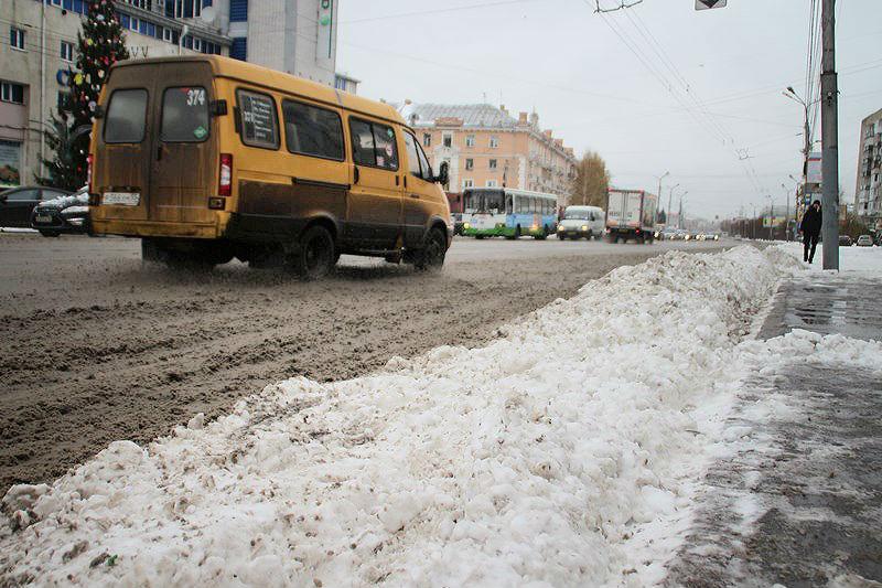 Из-за ледяного дождя в Омске объявили штормовое предупреждение #Омск #Общество #Сегодня