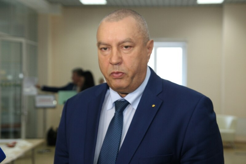 Главе омского «Электрического транспорта» уже вручили медаль #Новости #Общество #Омск