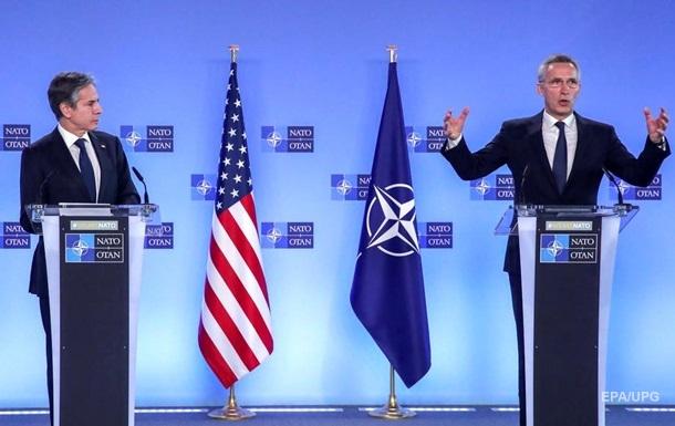 Блинкен и Столтенберг обсудили ситуацию вокруг РФ, Китая и Афганистана