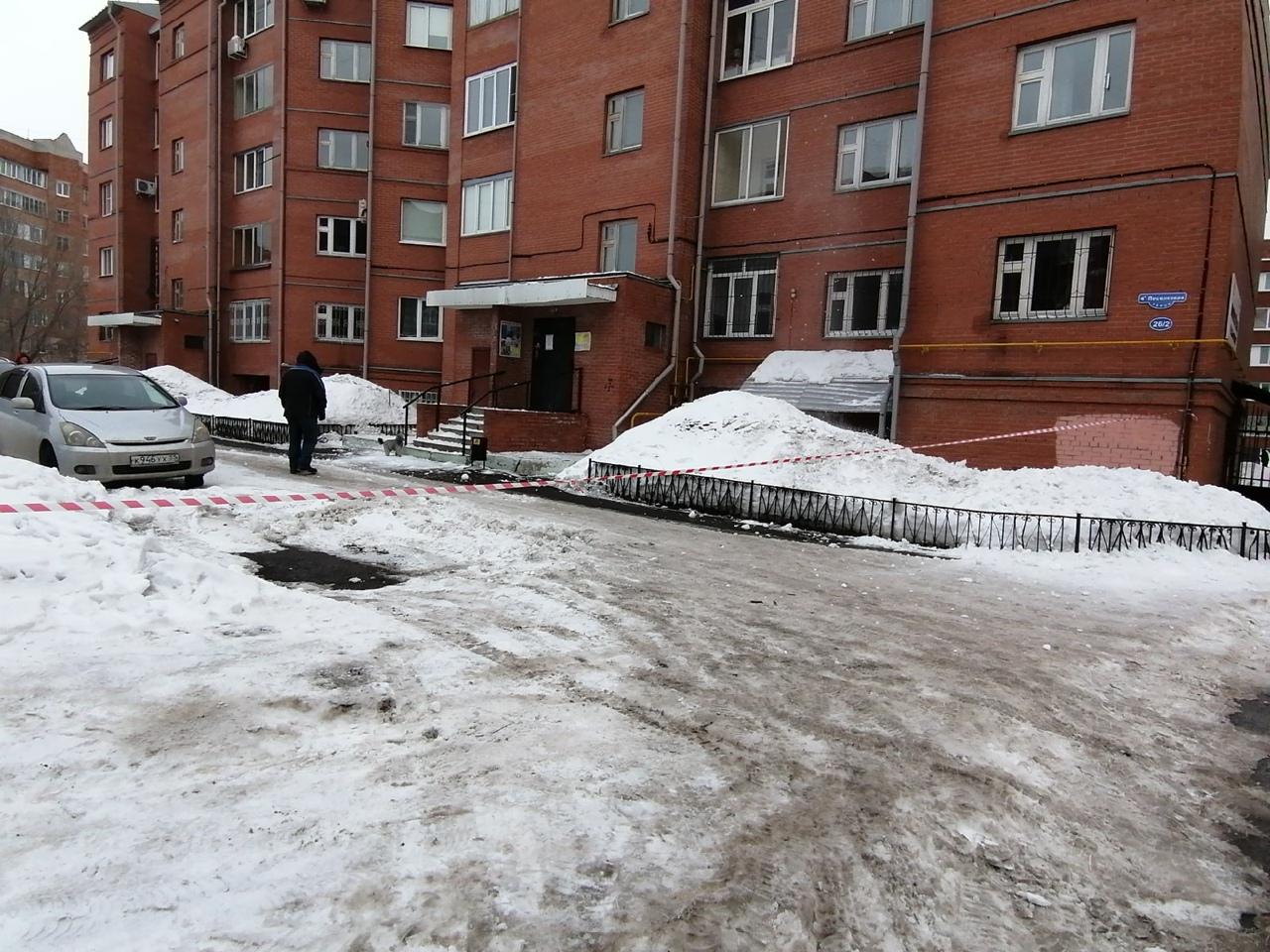Омского школьника, на которого якобы упала наледь, на самом деле избили приятели #Новости #Общество #Омск