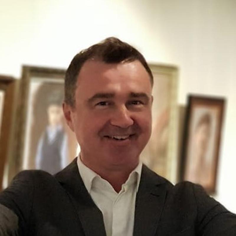 Анатолий МОВЛЯН: «В нашей школе каждый – художник» #Новости #Общество #Омск
