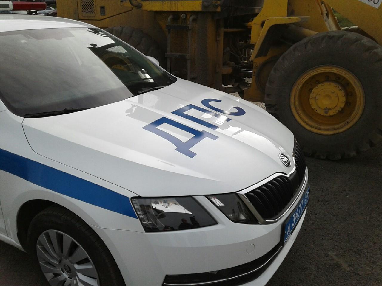 На одной из центральных магистралей Омска погиб пешеход #Новости #Общество #Омск